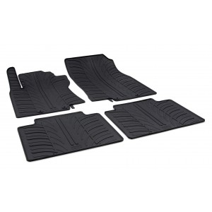 Rubber mats for Nissan X-trail