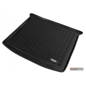 Boot tray for Volkswagen Touran (5 or 7 foldable seats, double bottom)