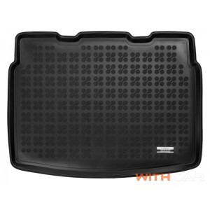 Boot tray for VW Tiguan II (lower bottom + spare wheel)