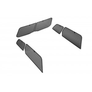 Shades for Skoda Roomster (5 doors)