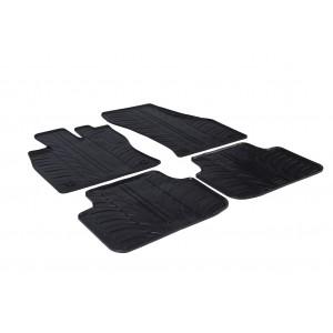 Rubber mats for Skoda Octavia III