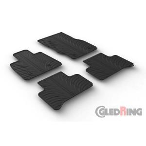 Rubber mats for Alfa Romeo Stelvio