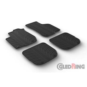 Rubber mats for Audi A3