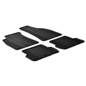 Rubber mats for Audi A4 Estate, Saloon