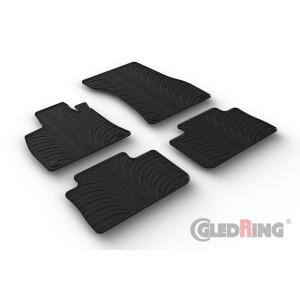 Rubber mats for Audi e-tron