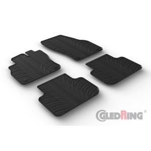 Rubber mats for Audi Q3