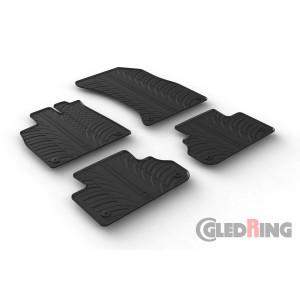 Rubber mats for Audi Q5