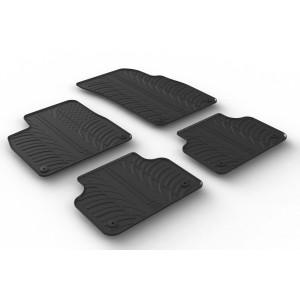 Rubber mats for Audi Q7/Q8