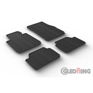 Rubber mats for BMW serije 1