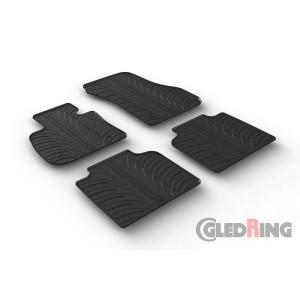 Rubber mats for BMW serija 2