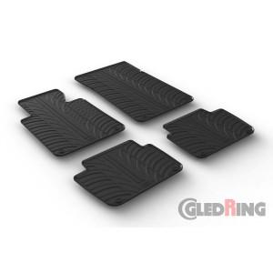 Rubber mats for BMW serija 3