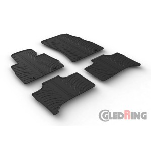 Rubber mats for BMW X5