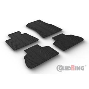 Rubber mats for BMW X5 (G05 & HYBRID)
