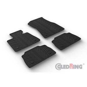 Rubber mats for BMW X6 (G06)