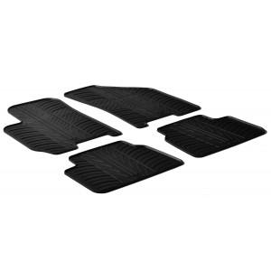 Rubber mats for Chevrolet Lacetti