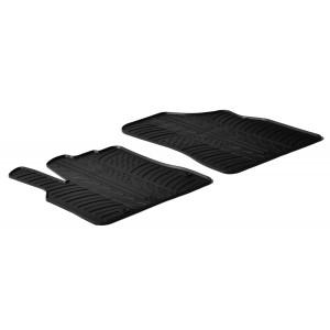 Rubber mats for Citroen Berlingo Cargo