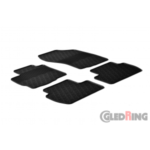 Rubber mats for Citroen C-Crosser