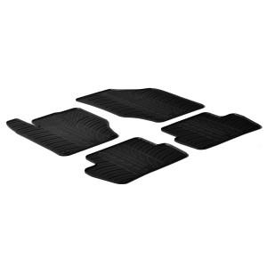 Rubber mats for Citroen C4/DS4 (5 doors)