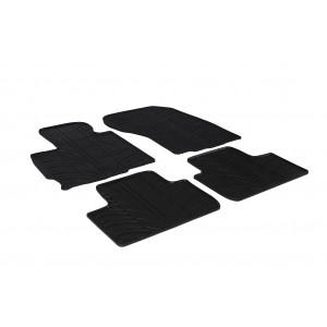 Rubber mats for Citroen C3 Aircross