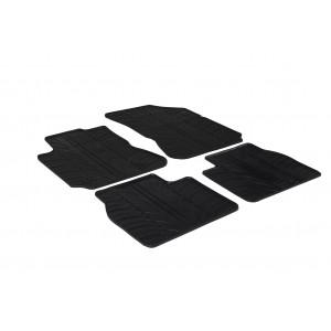 Rubber mats for Citroen C4 Cactus