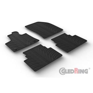 Rubber mats for Citroen C5 AirCross