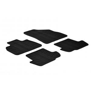 Rubber mats for Citroen DS5