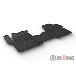 Rubber mats for Peugeot Expert Cargo