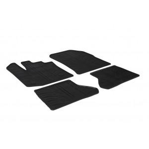 Rubber mats for Dacia Dokker