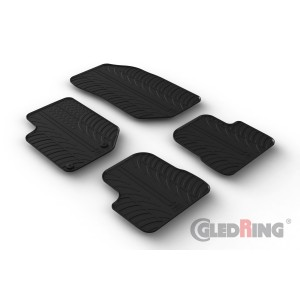 Rubber mats for DS3 CROSSBACK