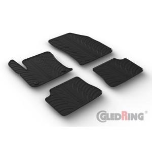 Rubber mats for DS3 CROSSBACK E-TENSE