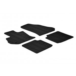 Rubber mats for Fiat 500L