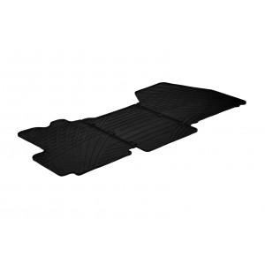 Rubber mats for Fiat Ducato