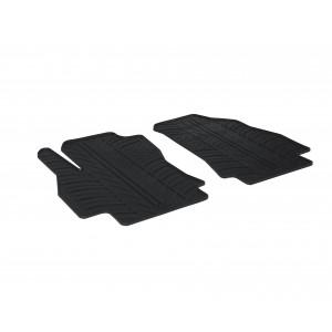 Rubber mats for Fiat Fiorino furgon