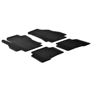 Rubber mats for Fiat Fiorino/Qubo
