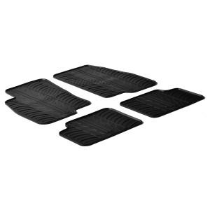 Rubber mats for Fiat Grande Punto