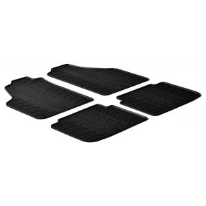 Rubber mats for Fiat Idea