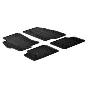 Rubber mats for Fiat Linea