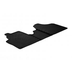 Rubber mats for Fiat Scudo Cargo