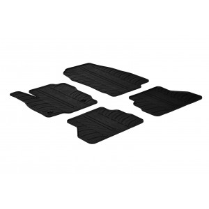 Rubber mats for Ford B-Max