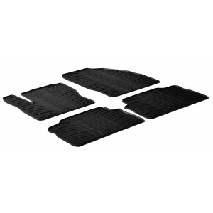 Rubber mats for Ford C-Max