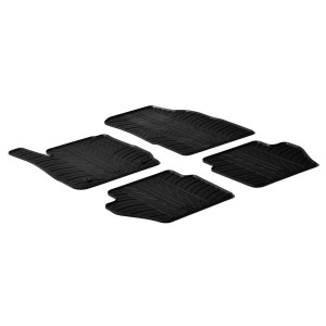 Rubber mats for Ford Fiesta