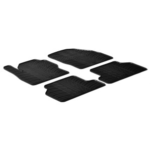 Rubber mats for Ford Focus