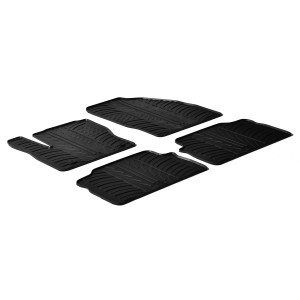 Rubber mats for Ford Kuga