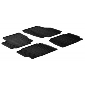 Rubber mats for Ford Mondeo (5 doors)