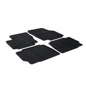 Rubber mats for Ford Mondeo