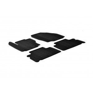 Rubber mats for Ford Galaxy