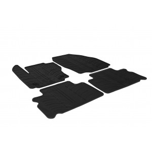 Rubber mats for Ford S-Max 5 doors