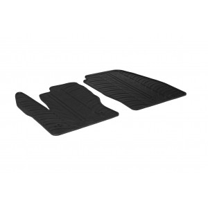 Rubber mats for Ford Tourneo Cargo