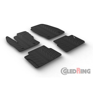 Rubber mats for Ford Tourneo/Transit Connect Passenger