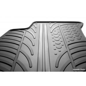 Rubber mats for Fiat Panda Cargo
